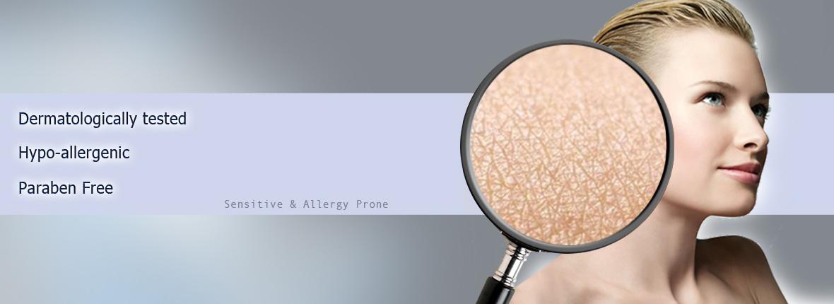 Sensitive Skin/Allergy Prone