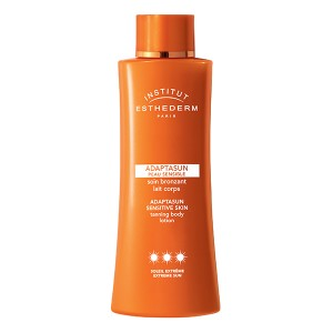 INSTITUT ESTHEDERM Paris UV InCellium Technology Adaptasun Sensitive Skin Body Lotion Extreme Sun 150ml