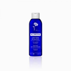 KLORANE Eye Make-Up Remover With Cornflower Lotion 100ml