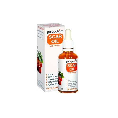 PURE POTIONS Skin Salvation Scar Oil 50ml