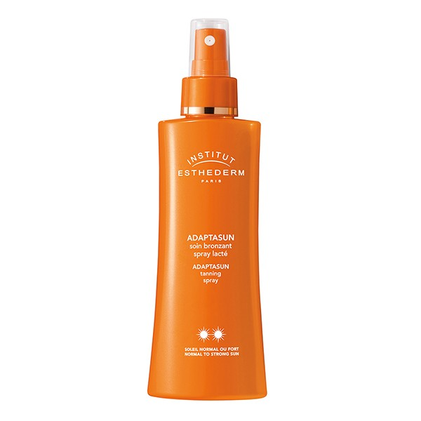 NSTITUT ESTHEDERM Paris Adaptasun Tanning Body Spray Normal to Strong Sun 150ml