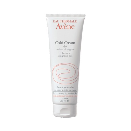 AVENE Cold Cream Ultra Rich Cleansing Gel 250ml