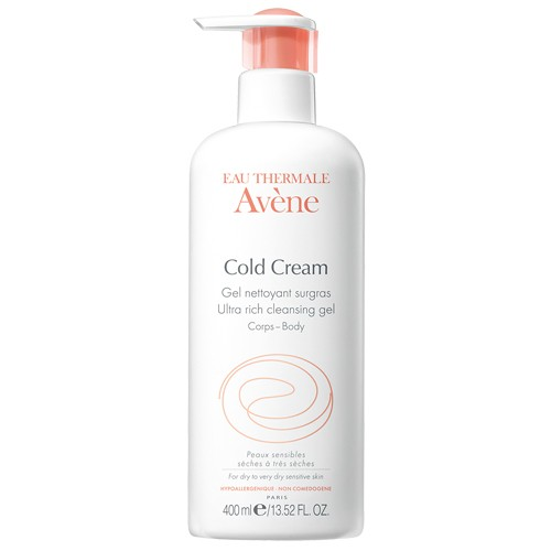 AVENE Cold Cream Ultra Rich Cleansing Gel 400ml