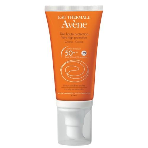AVENE Sun Cream SPF50+ 50ml