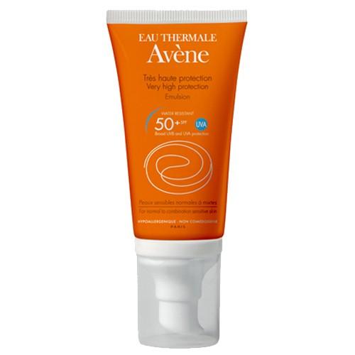 AVENE Sun Emulsion SPF50+ 50ml