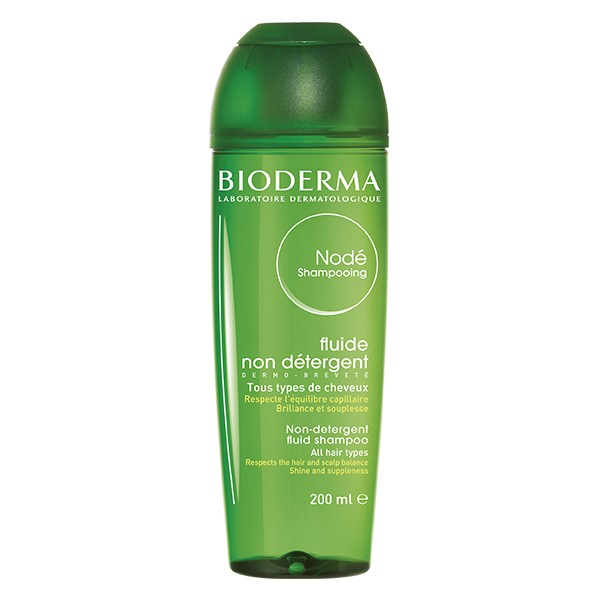BIODERMA Node Shampoo Non-Detergent Fluid 200ml