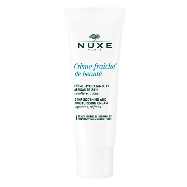 NUXE Creme Fraiche 24 hour Soothing and Mositurising Cream for Sensitive Skin 30ml