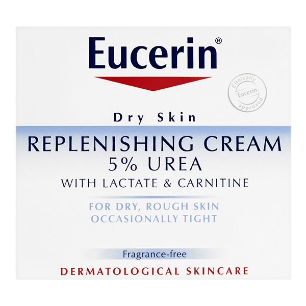 EUCERIN Replenishing 5% Urea Cream 75ml
