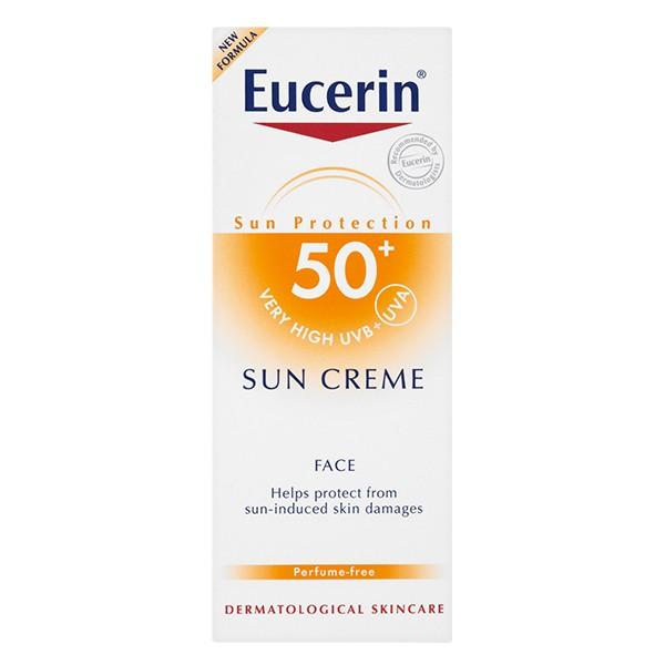 EUCERIN Sun Face Creme spf 50+ 50ml