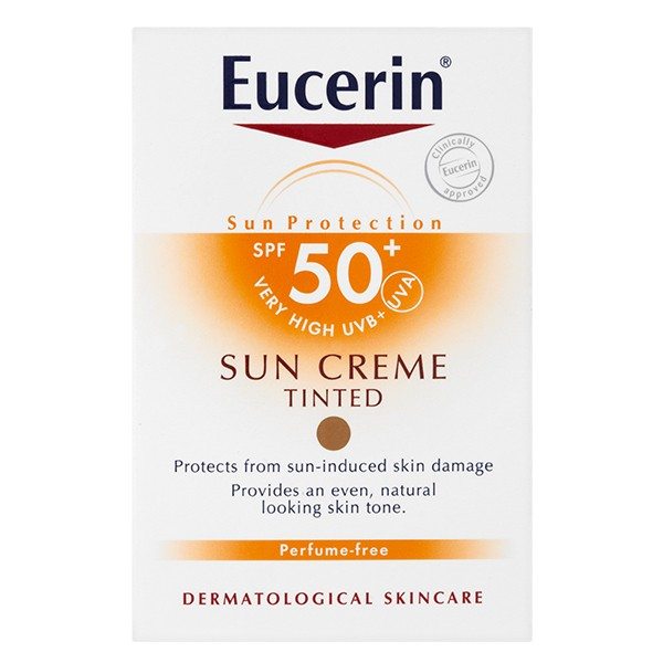 Sun Face Creme Tinted spf 50+ 50ml