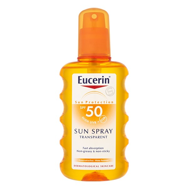 EUCERIN Sun Body Spray spf 50+ 200ml