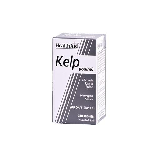 Health Aid Kelp 240 Tablets