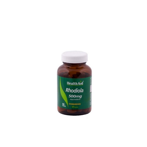 Health Aid Rhodiola Root 500mg 60 Tablets
