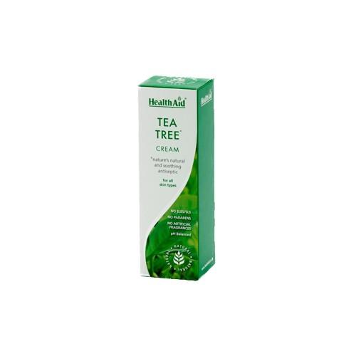 Health Aid Tea Tree Cream 75ml