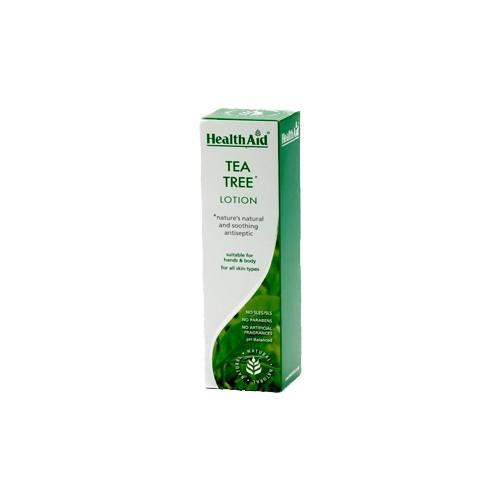 Health Aid Tea Tree Lotion 250ml