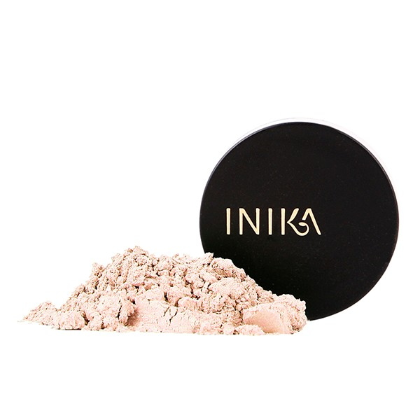 INIKA Truly Organics Mineral Eye Shadow Peach Fetish 1,2g