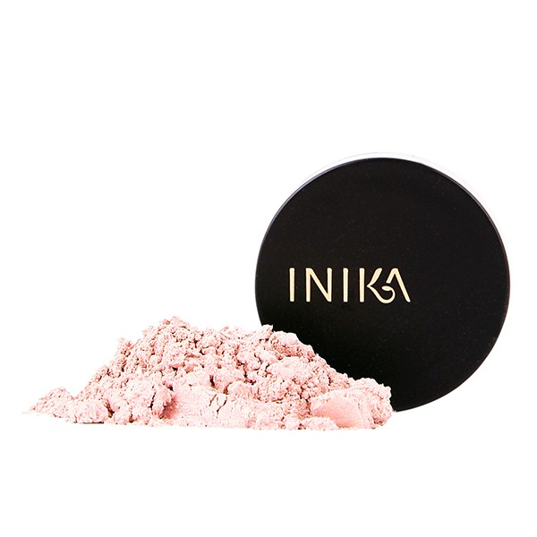 INIKA Truly Organics Mineral Eye Shadow Pink Fetish 1,2g