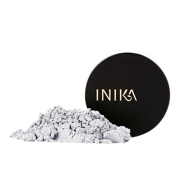 INIKA Truly Organics Mineral Eye Shadow Platinum 1,2g