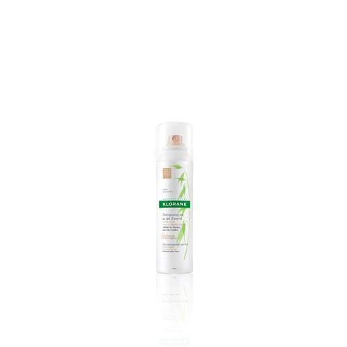 KLORANE Oatmilk Dry Shampoo Spray Ultra Gentle Hair Natural Tint 150ml