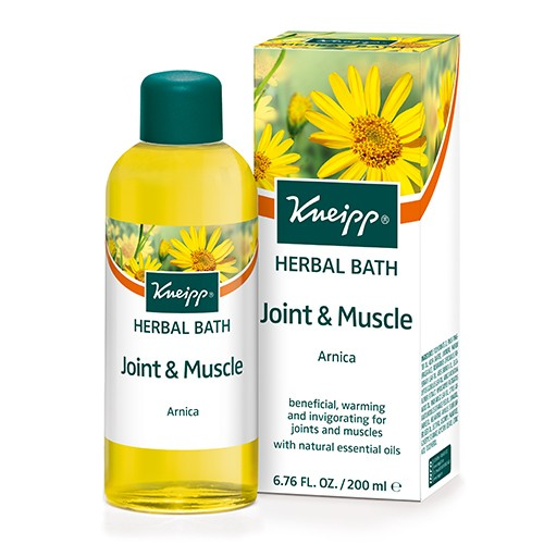 KNEIPP Herbal Bath Joint and Muscle Arnica 200ml