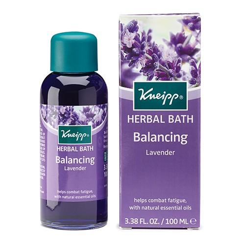 KNEIPP Herbal Bath Oil Balancing Lavender 100ml