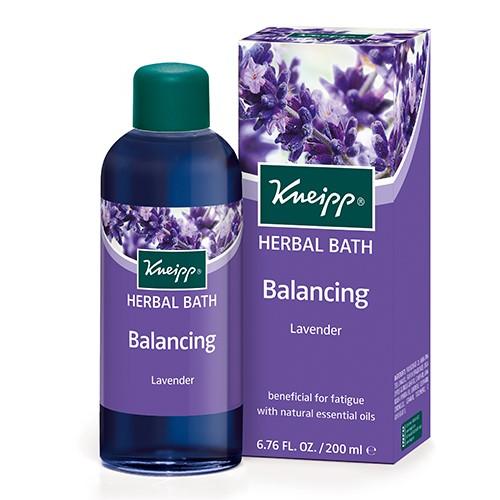 KNEIPP Herbal Bath Oil Balancing Lavender 200ml
