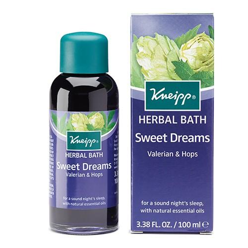 KNEIPP Herbal Bath Oil Sweet Dreams Valerian 100ml