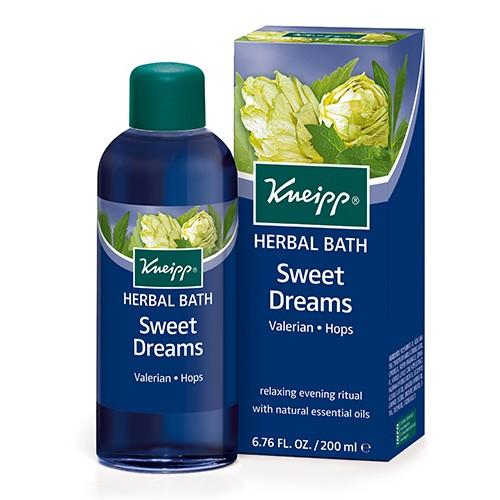 KNEIPP Herbal Bath Oil Sweet Dreams Valerian 200ml
