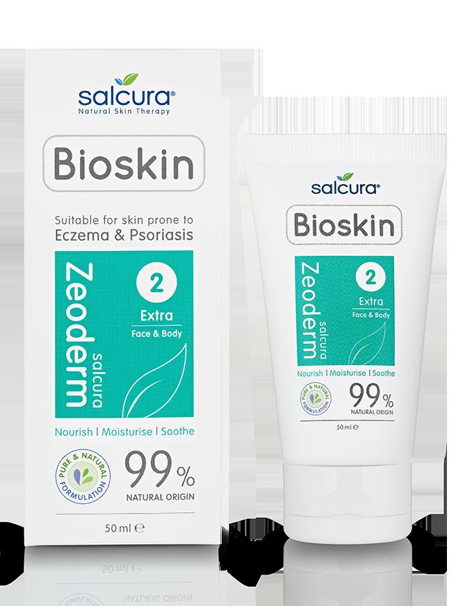 SALCURA Bioskin Zeoderm Skin Repair Moisturiser 50ml