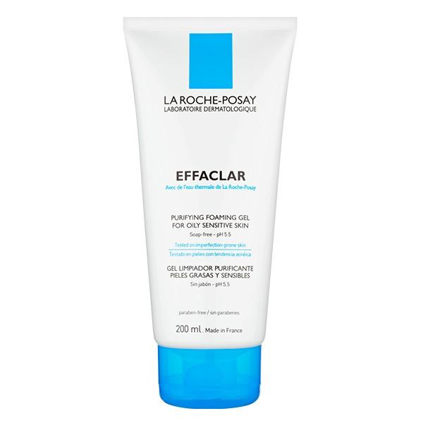 LA ROCHE-POSAY Effaclar Cleansing Gel 200ml