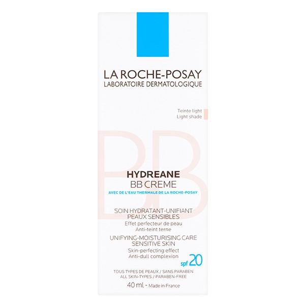 LA ROCHE-POSAY Hydreane BB Cream Light Shade 40ml