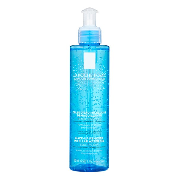 LA ROCHE-POSAY Make-Up Remover Micellar Water Gel 200ml
