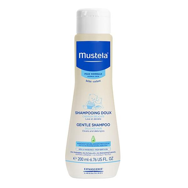 MUSTELA Bebe Gentle Baby Shampoo 200m