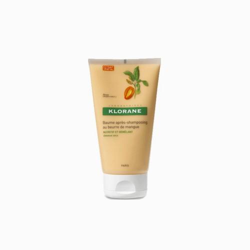 KLORANE Mango Butter Nourishing Balm for Dry Hair 150ml