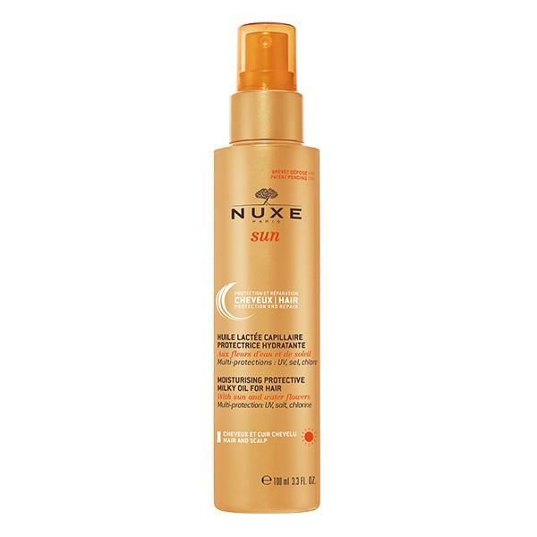 NUXE SUN Moisturising Protective Milky Oil for Hair 100ml