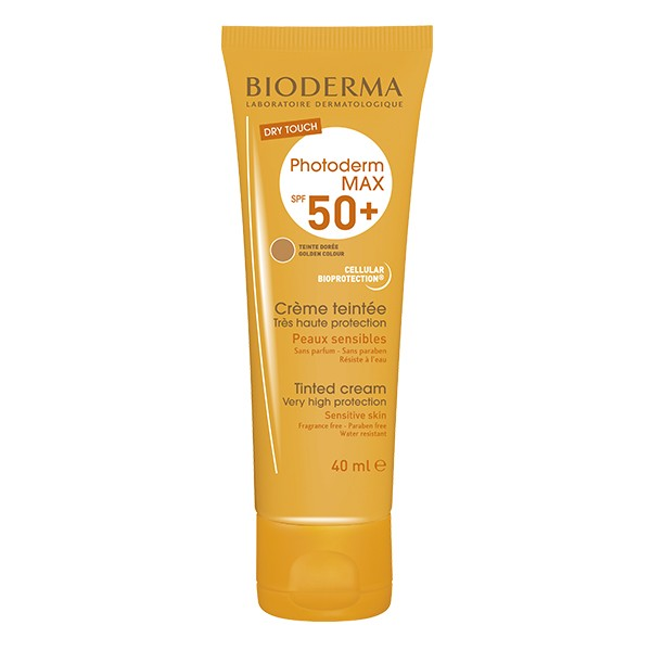 BIODERMA Photoderm Max Tinted Cream spf 50+ 40ml