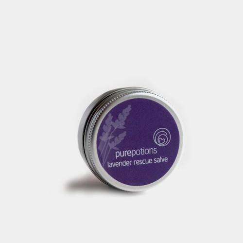 PURE POTIONS Lavender Rescue Salve 15ml