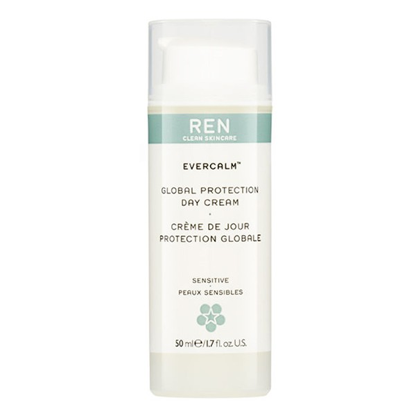 REN Evercalm Global Protection Day Cream for Sensitive Skin 50ml