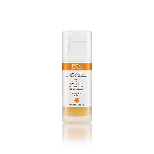 REN Glycolactic Radiance Renewal Mask for All Skin Types 50ml