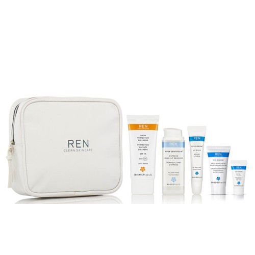 REN Summer Perfection Skincare Regime