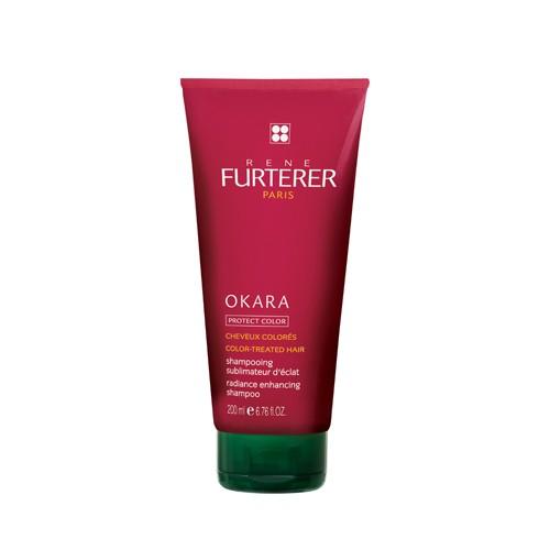 RENE FURTERER Okara Radiance Enhancing Shampoo 200ml