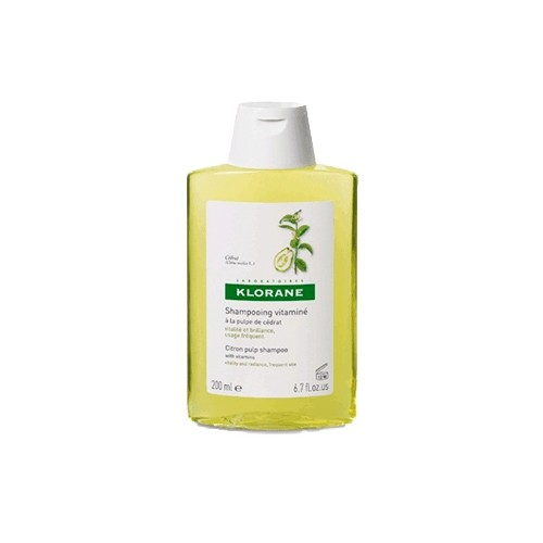 KLORANE Citron Pulp Shampoo for Dull Hair 200ml