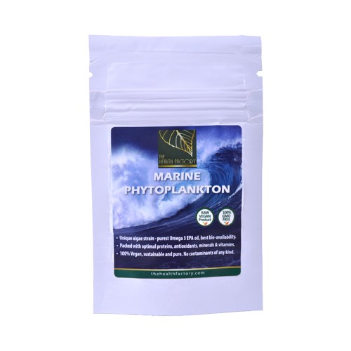 The Health Factory Marine Phytoplankton 15g