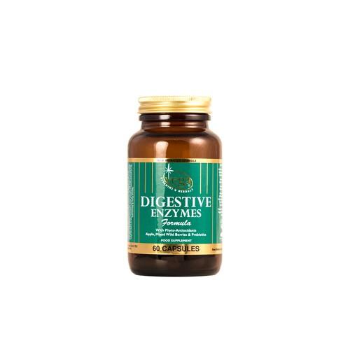 VEGA Digestive Enzymes 60 Capsules
