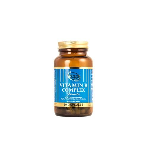 VEGA Vitamin B Complex 60 Capsules