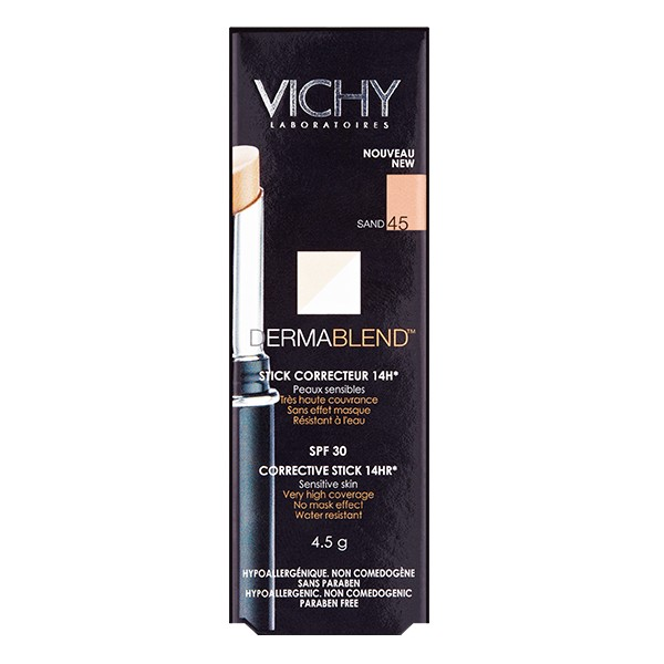 VICHY Dermablend 14Hr Stick Corrector Gold 45 8g