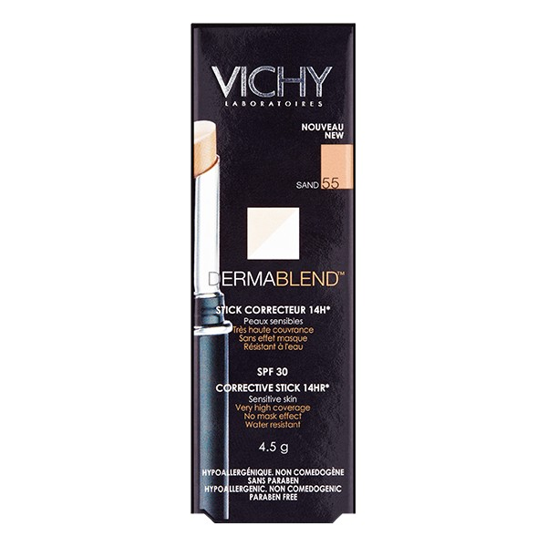 VICHY Dermablend 14Hr Stick Corrector Bronze 55 8g