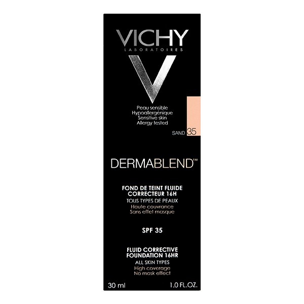VICHY Dermablend Corrective Smooth Foundation Sand 35 30ml